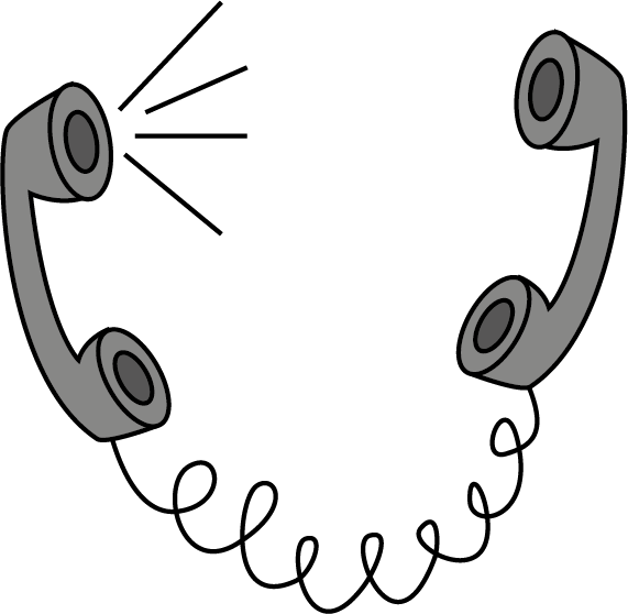 Bonteboel Bibliotheek Communicatiemiddelen Telefoon 2, Bonteboel Illustraties
